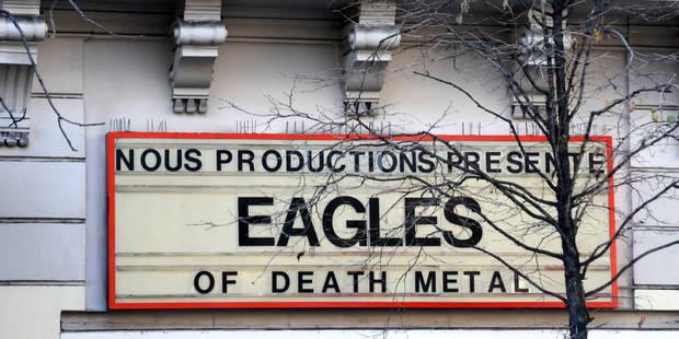 Attentats à Paris: les Eagles of Death Metal joueront avec U2 à Paris - La Libre
