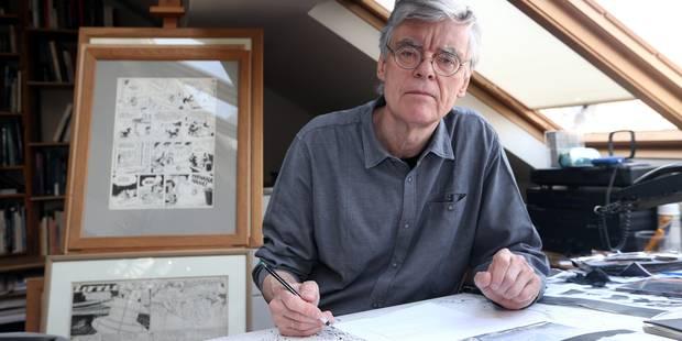 Un dessin de François Schuiten vendu 53.340 euros - La Libre