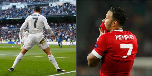 Ligue des Champions: Cauchemar pour Manchester United, nouveau record pour Ronaldo - La Libre