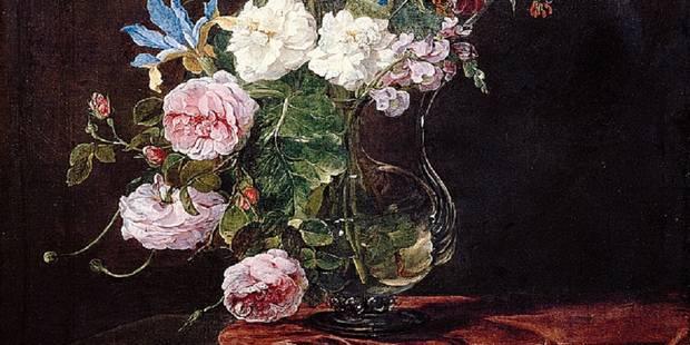 Flower power baroque - La Libre