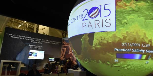 La jeunesse pas suffisamment écoutée à la COP 21 - La Libre