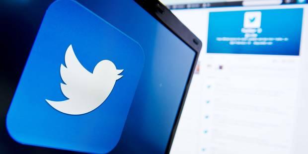 """Twitter promet de limiter les propos """"violents"""" et """"haineux"""" - La Libre"""