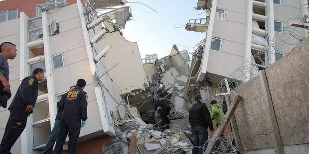 Au Chili, l'architecture à l'épreuve des tremblements de terre - La Libre