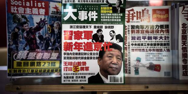 Hong Kong: la mystérieuse disparition de libraires remet les libertés en question - La Libre