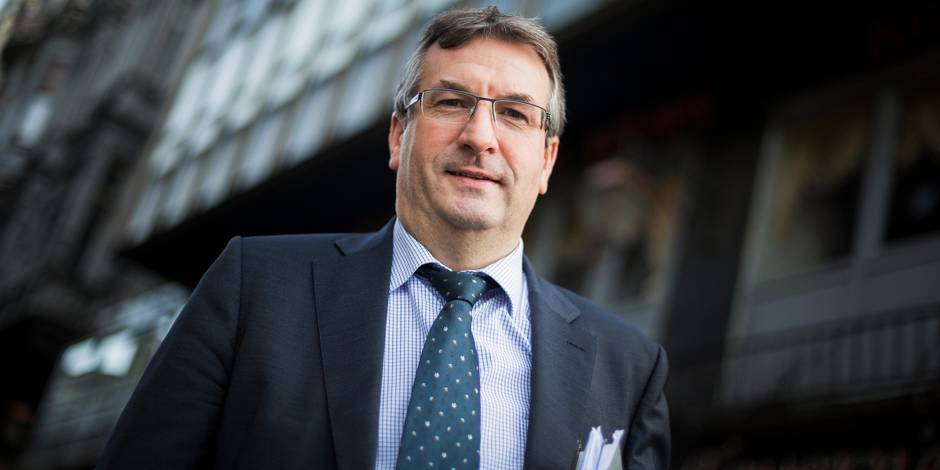 """Pierre-Yves Jeholet: """"Le MR réclame la privatisation de la FN Herstal"""" - La Libre"""