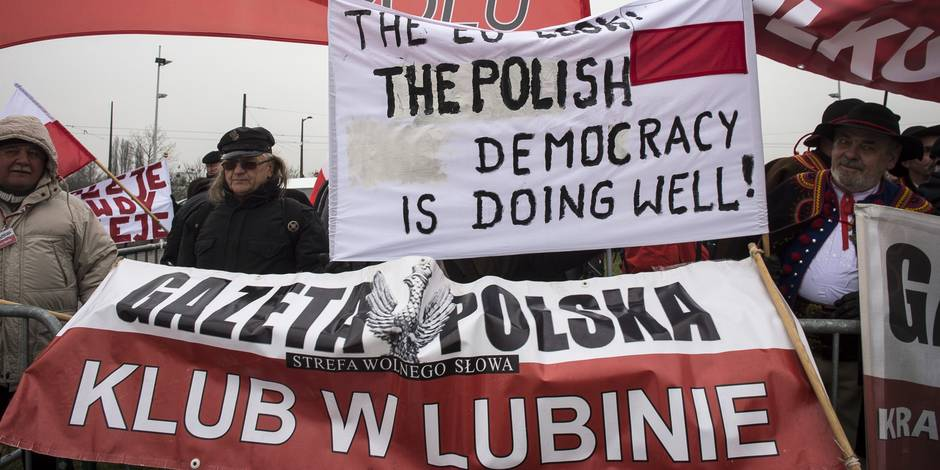 Pologne: le nouveau gouvernement ne compte pas en rester là - La Libre