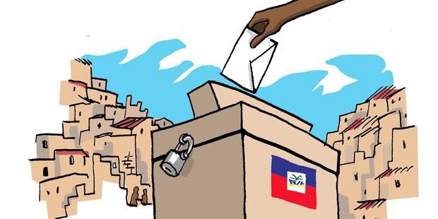 Haïti 2016 : revoter en mieux ? - La Libre