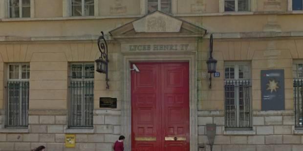 Nouvelles menaces contre 6 lycées français et 18 écoles britanniques - La Libre
