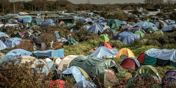Migrants: Jan Jambon ne tolérera pas un camp de tentes comme à Calais - La Libre