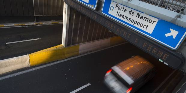 Tunnels vétustes à Bruxelles: Un rapport de 2013 tirait déjà la sonnette d'alarme - La Libre