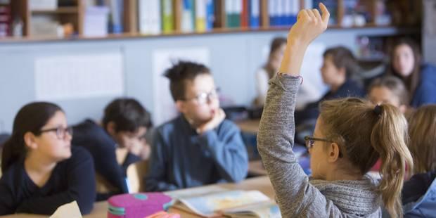 Le Sénat propose d'abaisser l'obligation scolaire à 3 ans pour lutter contre la pauvreté - La Libre