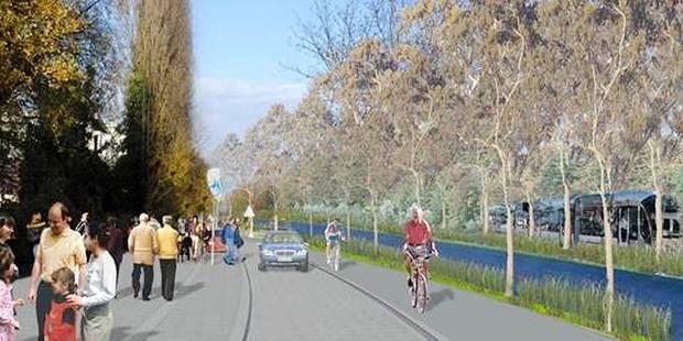 Le tram 94 va relier Roodebeek - La Libre