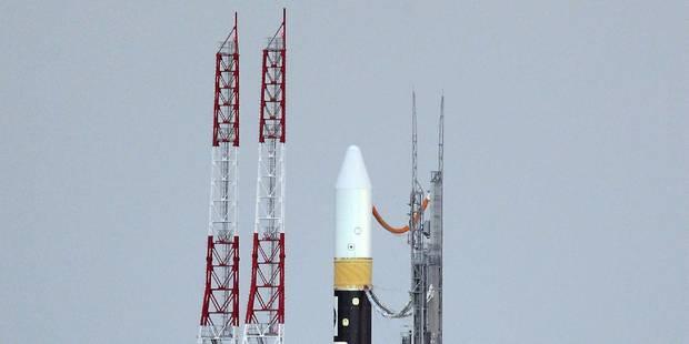 Le Japon envoie dans l'espace un satellite d'observation de l'univers - La Libre