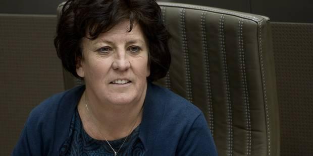 Ingrid Lieten met un terme à sa carrière politique - La Libre