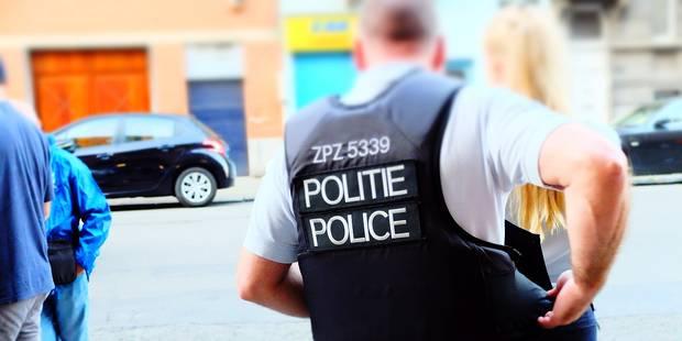 Haute-Senne: de nombreux phénomènes de criminalité sont partis à la baisse en 2015 - La Libre