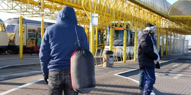Crise des migrants: les contrôles ont débuté à la frontière de La Panne - La Libre