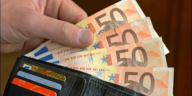 Baisse du revenu des Bruxellois - La Libre
