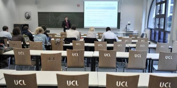 L'UCL et la KUL dans le top 25 mondial des meilleures universités de plus de 400 ans - La Libre