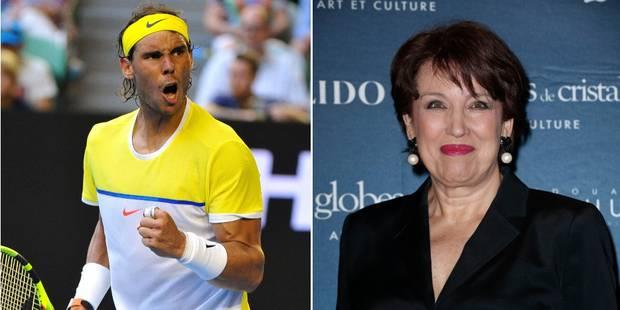 Accusé de dopage, Rafael Nadal porte plainte contre Roselyne Bachelot - La Libre