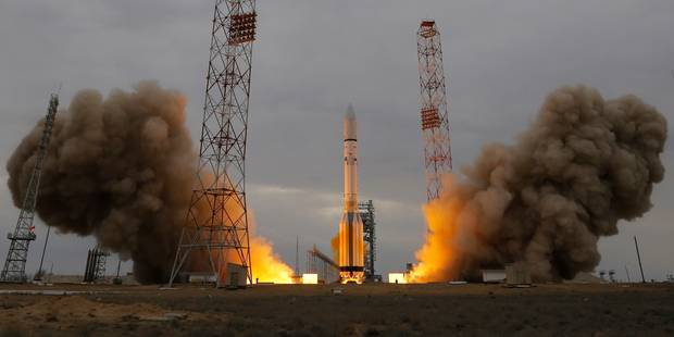 Des signaux confirment le succès de la mission ExoMars - La Libre