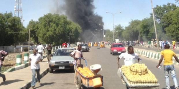 Nigeria: 22 morts dans un attentat suicide dans une mosquée du nord-est - La Libre