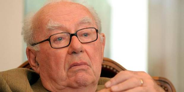 Le ministre d'Etat Jean Defraigne, père de Christine, est décédé - La Libre
