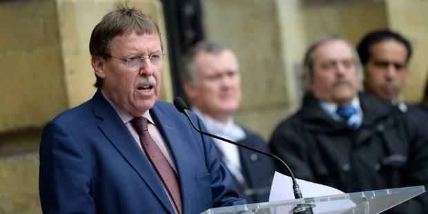 Sécurité renforcée au parlement parce qu'il serait une cible d'attentat - La Libre