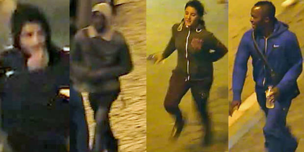 Agression au couteau à Liège: reconnaissez-vous ces individus? - La Libre