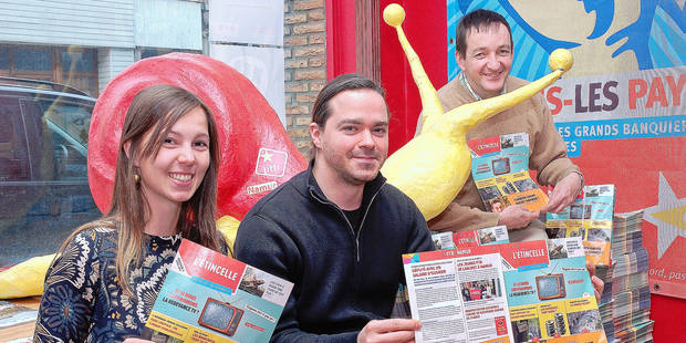 Namur: le PTB veut un siège au conseil - La Libre