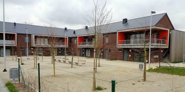 144 logements construits en trois ans à Thuin - La Libre