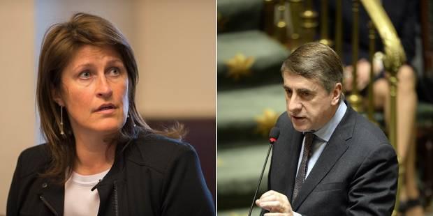 """Olivier Maingain : """"La démission de Jacqueline Galant est inéluctable"""", le chef du SPF Mobilité en rajoute - La Libre"""