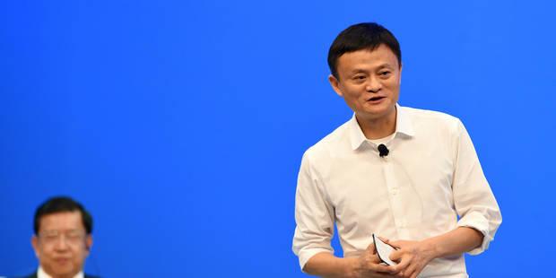 Alibaba investit dans la livraison de plats préparés - La Libre