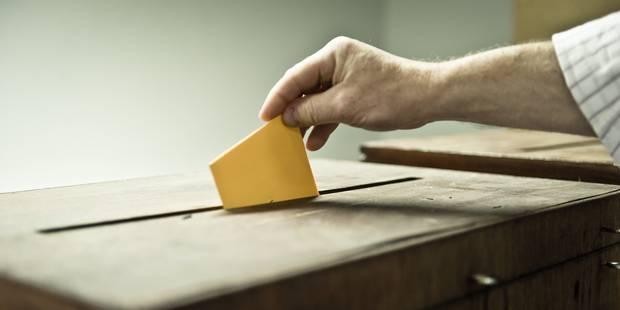 41.000 électeurs belges en plus aux élections européennes - La Libre