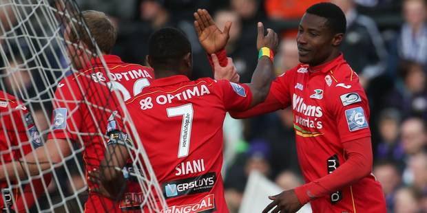 Anderlecht coule à Ostende au terme d'une prestation lamentable (4-2) - La Libre