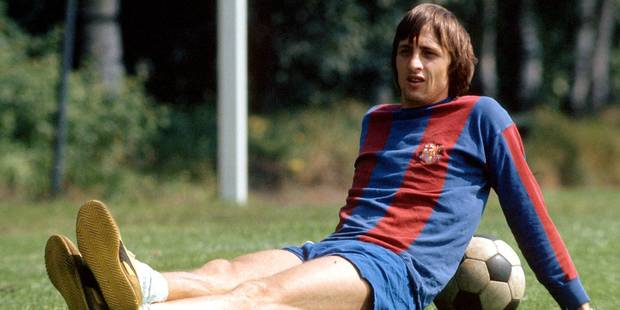 """""""Pour s'émanciper, les Anglais avaient le rock et les Beatles, pour les Hollandais c'était le foot et Johan Cruyff"""" - La..."""