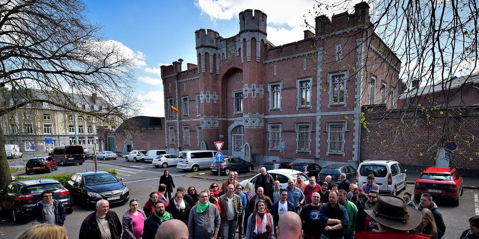 Le week-end de tous les dangers dans les prisons wallonnes - La Libre