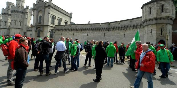 """Ils diront """"non"""" au désastre carcéral ce vendredi devant le palais de Justice de Bruxelles - La Libre"""
