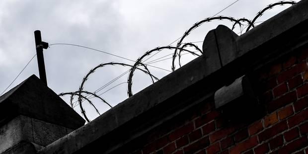 Manifestation devant le palais de Justice pour voir la prison comme une peine ultime - La Libre