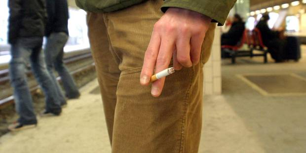 Les hôpitaux belges ouvrent leurs portes aux fumeurs pour la Journée sans tabac - La Libre