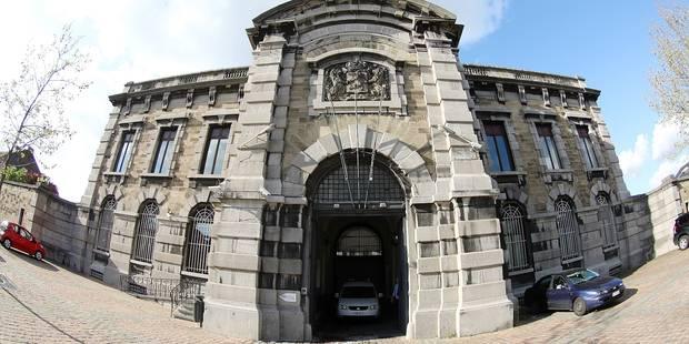 Du renfort à la prison de Namur - La Libre