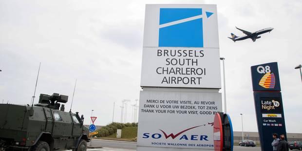 Grève dans le secteur aérien en France jeudi: des vols depuis la Belgique annulés - La Libre