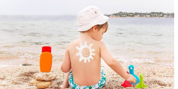 Crèmes solaires pour enfants: les fabricants vous mentent - La Libre