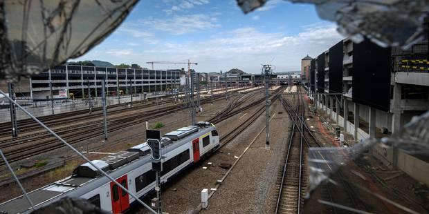 Grève à la SNCB: pas d'accord, les grévistes seront sanctionnés - La Libre