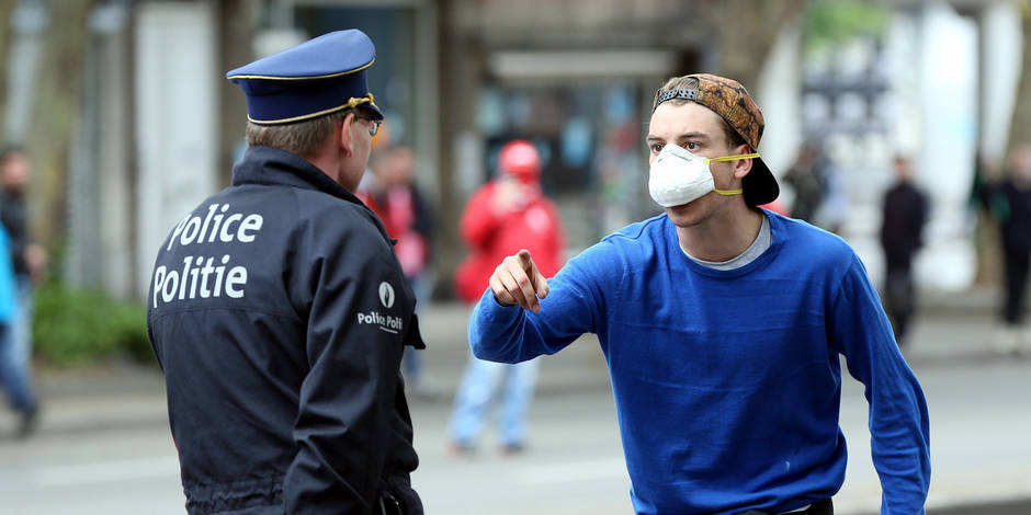 Les jeunes dans la rue contre la réforme du travail? - La Libre