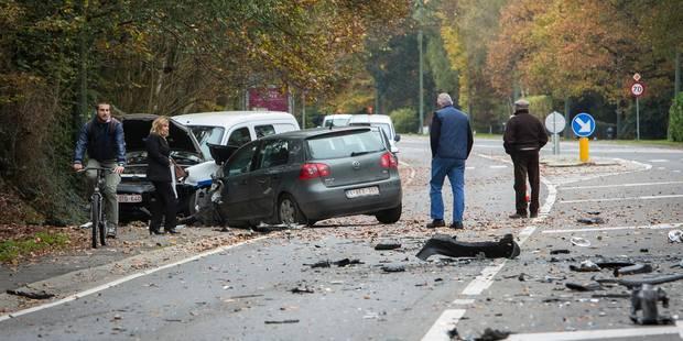 Moins d'accidents pendant les premiers mois de 2016 - La Libre