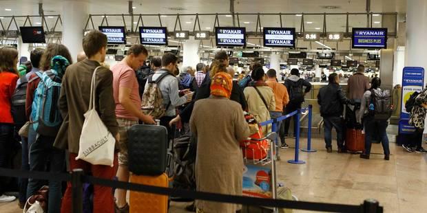 Brussels Airport: une partie du hall des départs à nouveau ouverte - La Libre