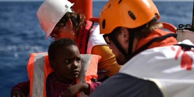 """MSF: """"On ne peut plus accepter des fonds de la part d'institutions qui provoquent encore plus de souffrances"""" - La Libre"""