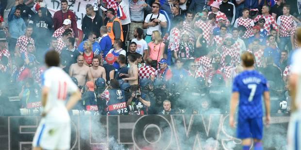 Euro 2016 : les hooligans au coeur de plusieurs incidents - La Libre