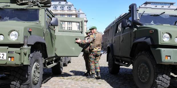 Accident impliquant un camion militaire sur le ring de Bruxelles, 6 blessés - La Libre