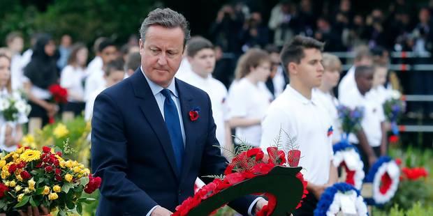 Grande-Bretagne: la bataille pour la succession de David Cameron se durcit - La Libre